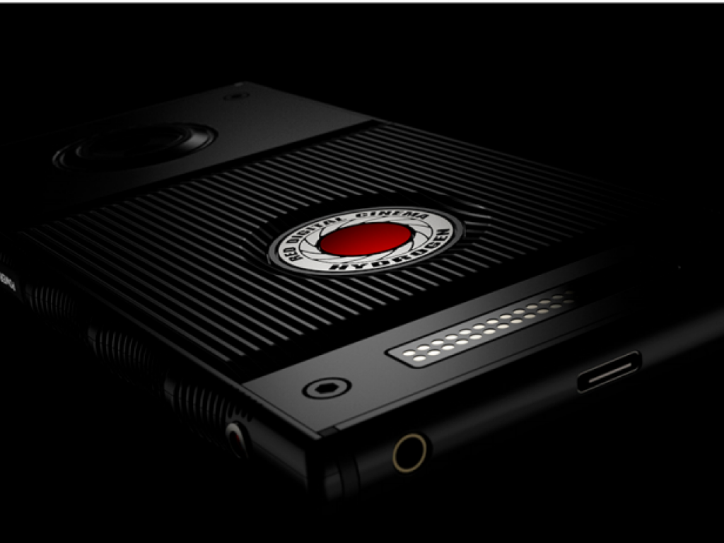 Red to release 'Hydrogen' smartphone that's the 1st 'holographic media machine'