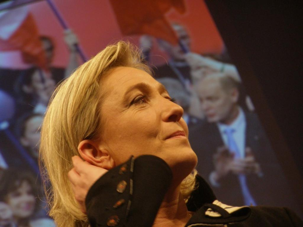 France elections: Marine Le Pen steps down as National Front leader