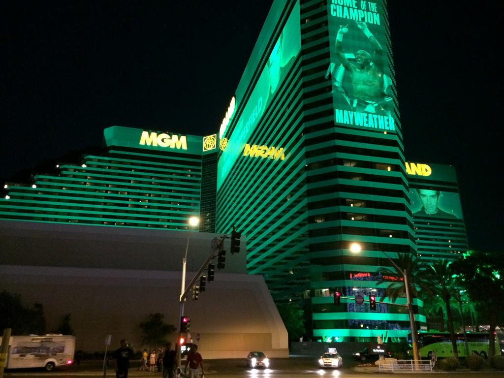 Notable Stock Analysts Ratings: MGM Resorts International (NYSE:MGM)