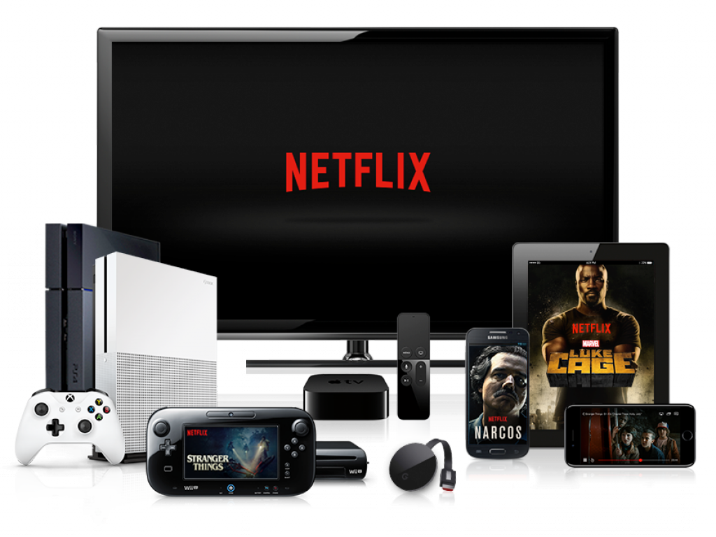 Netflix (NASDAQ:NFLX) Rating Reiterated by Morgan Stanley
