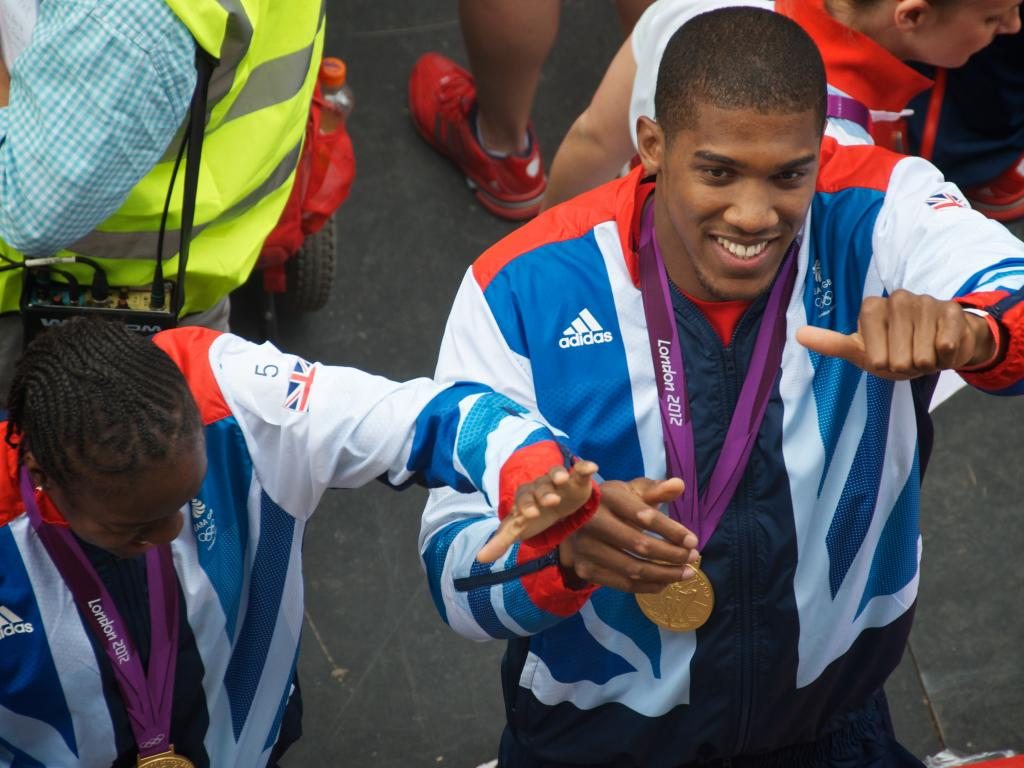 under armour anthony joshua. anthony joshua could be just what boxing, and under armour, are looking for armour l