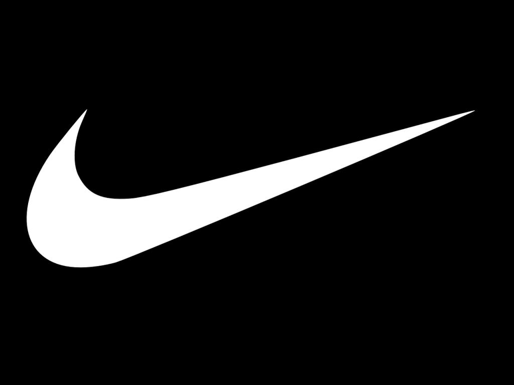 Nike neues Gleichgewicht alle schwarz Newyork
