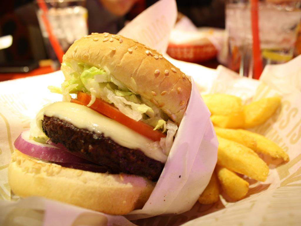 Red Robin Gourmet Burgers Bottom Line Drops 34% In Q1