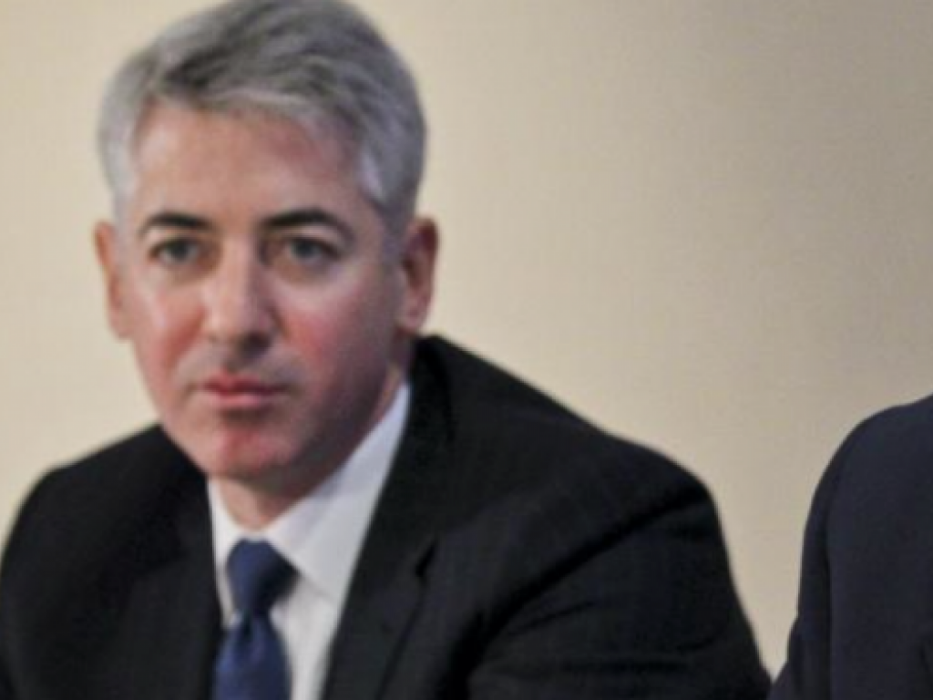 Ackman bails on Valeant, losing $3 billion
