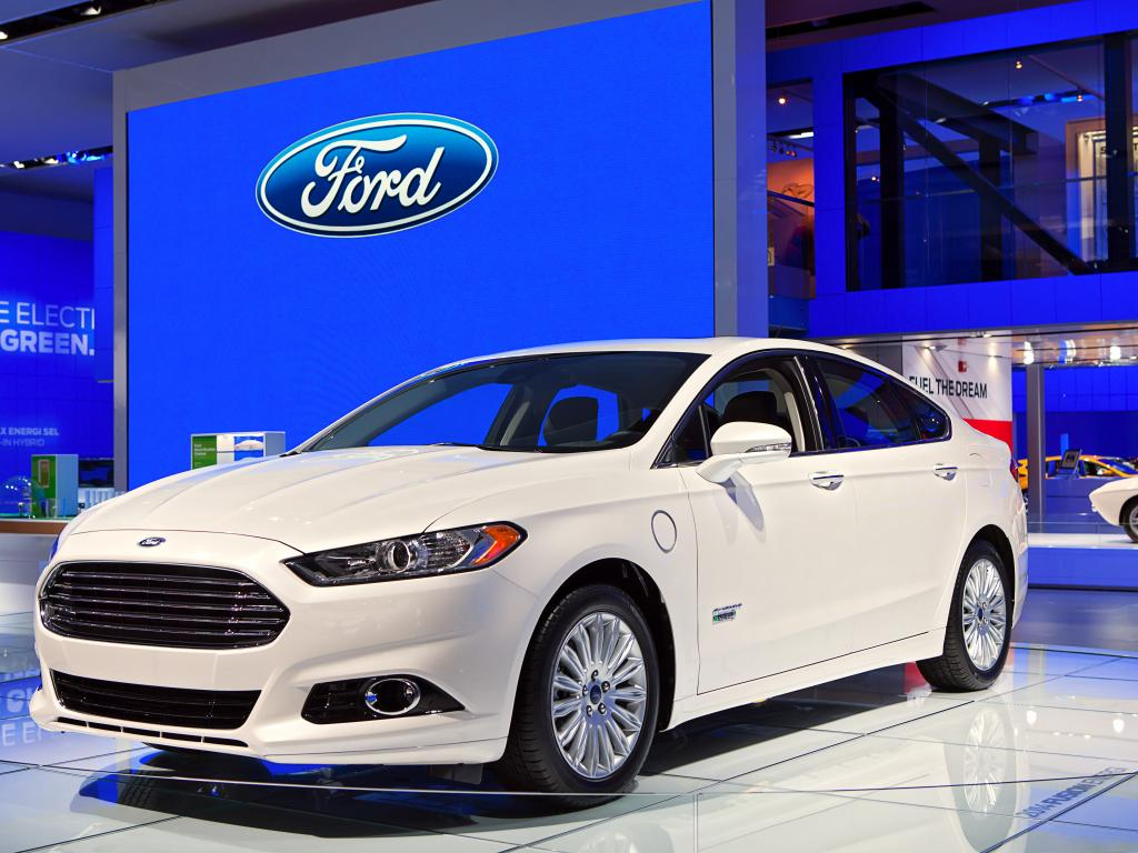 Stock options ford motor company