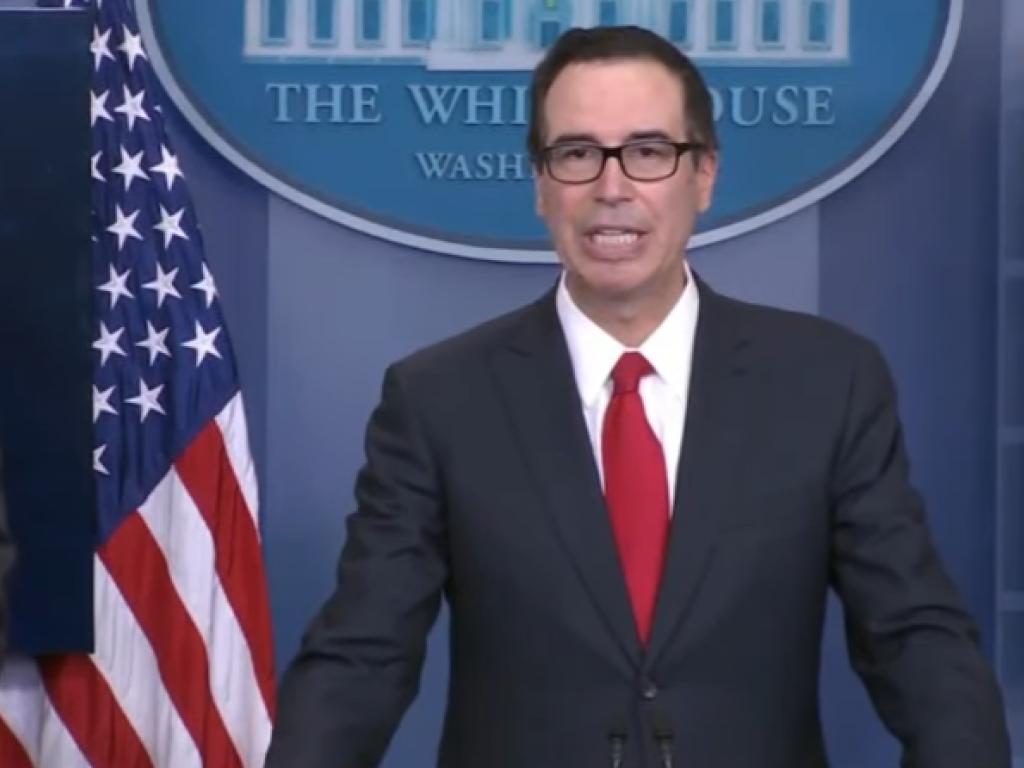 Trump unveils massive business tax cut package