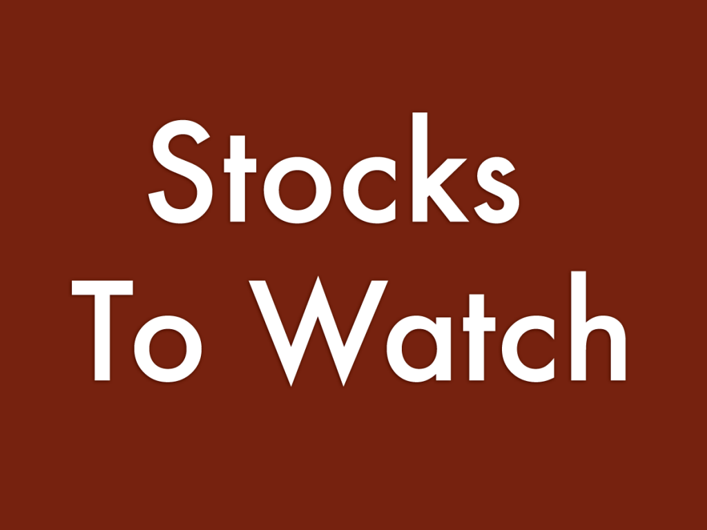 Stocks to Watch For: The Goldman Sachs Group, Inc