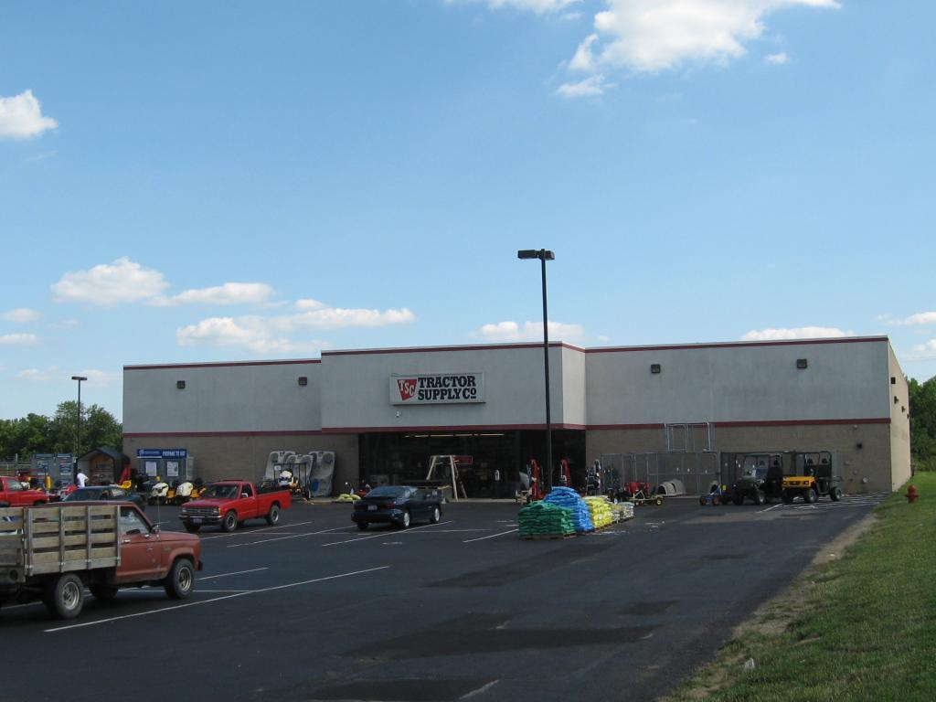 Tractor Supply beats 4Q profit forecasts