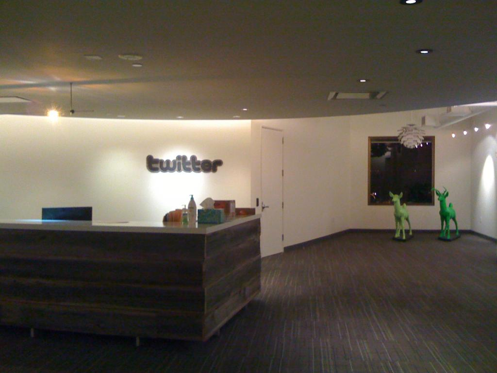 Stock in Limelight: Twitter Inc (NYSE:TWTR)