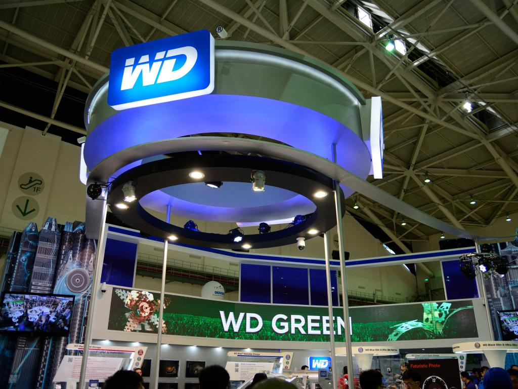 Western Digital Corporation (NASDAQ:WDC) Touching Most Active List Today