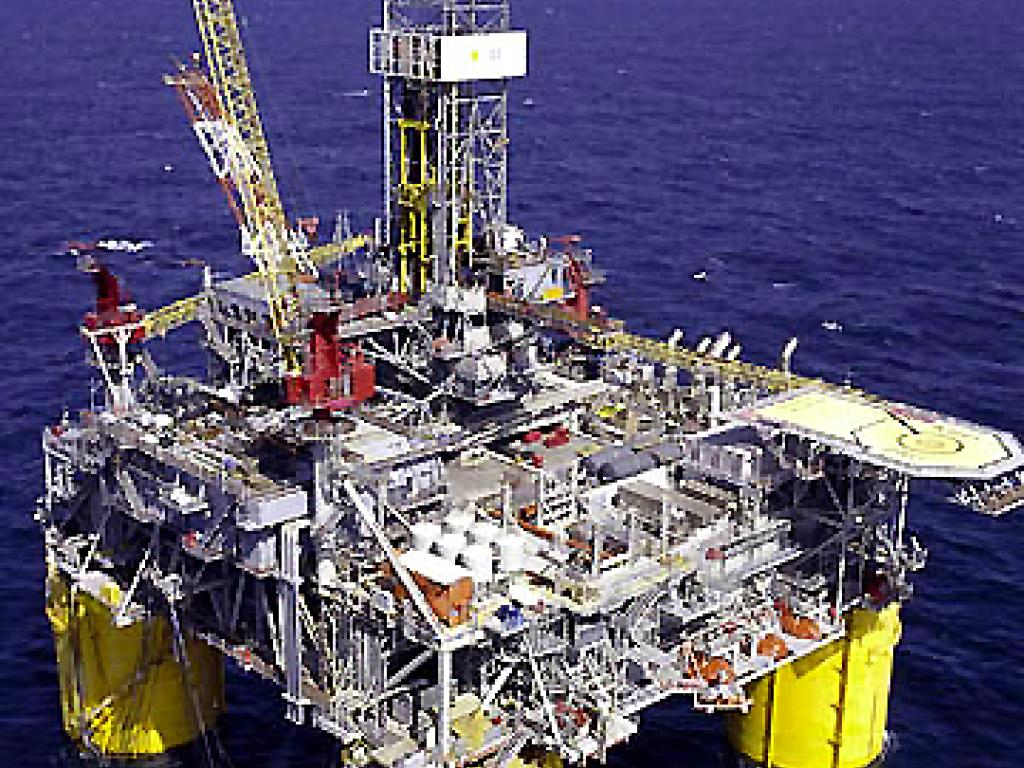 Sedco forex drilling