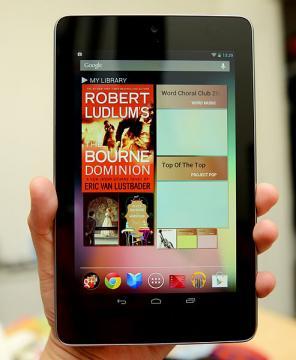 Google Received Good Nexus 7 Sales News