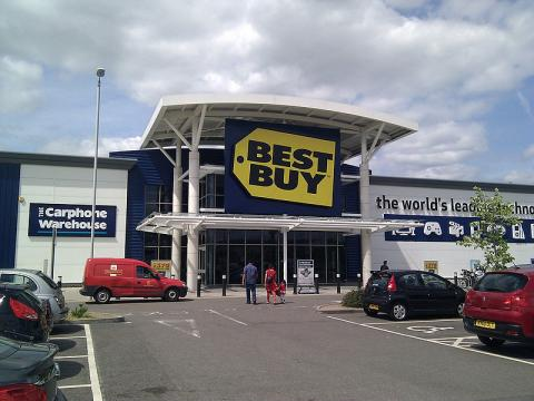 Microsoft Joined Forces with Best Buy