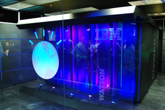 IBM Investing More Than $1 Billion In New Watson Group