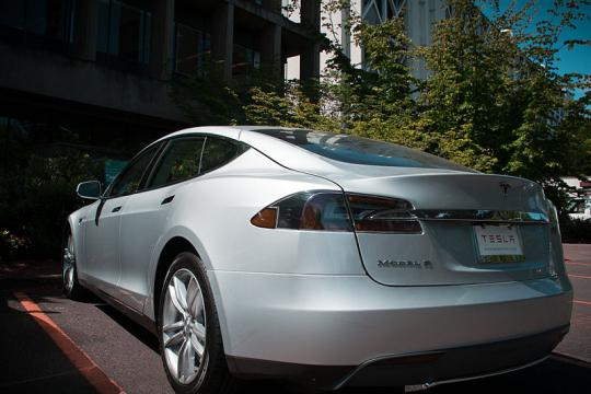 No Recall For Tesla's Model S