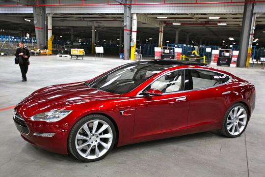Industrial Accident Caused Injuries At Tesla's Factory