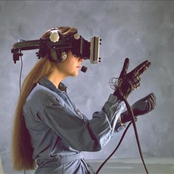 Electronic Arts Teased A Virtual Future