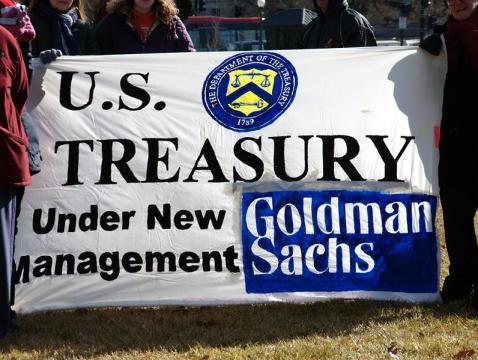 3. Goldman Sachs