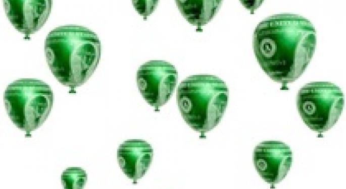 BlackRock CEO Reports QE Causing Bubbles in Markets