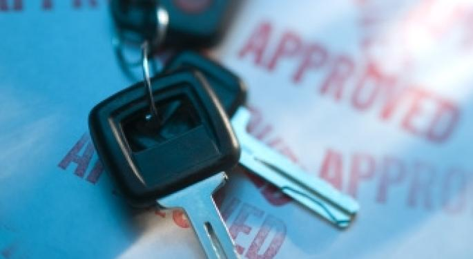 High Car Loan Delinquencies Suggest Solid 2014 Sales for Automakers?