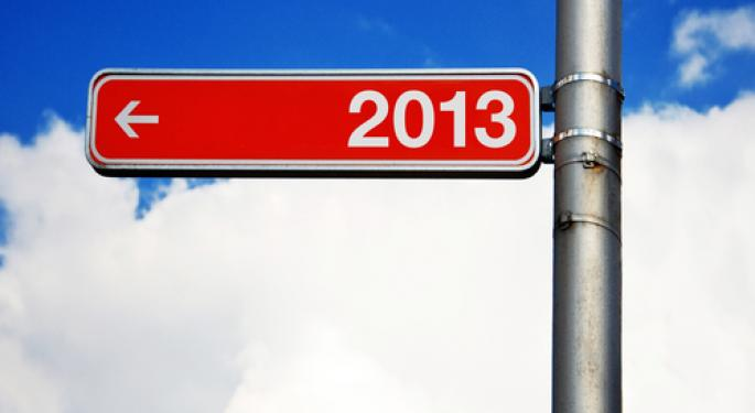 2013 Review: The Year of the Taper
