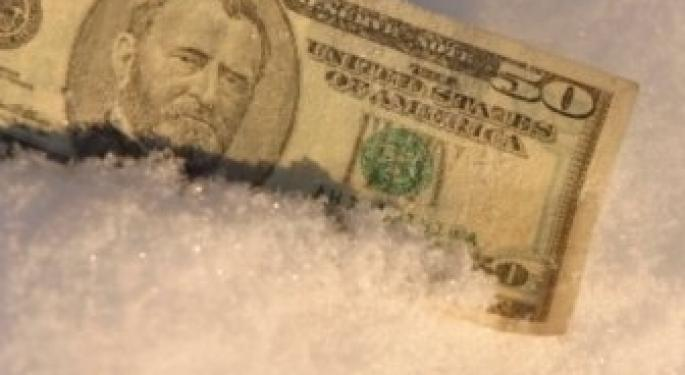 Extreme Cold Weather Boosting Profits in This Natural Commodity