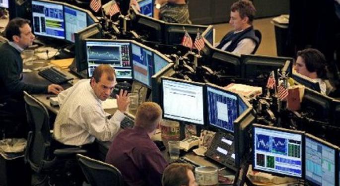 Market Breaks on Possible Knight Capital Error