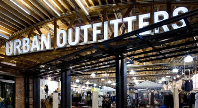 Urban Outfitters Soars on Q2 Earnings
