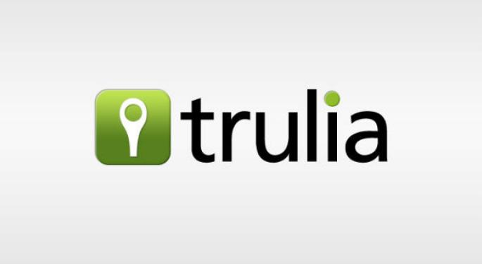Trulia IPO Expected to Debut on Thursday