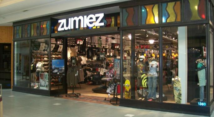 Zumiez Plunges After Disappointing Q2, Weak Outlook