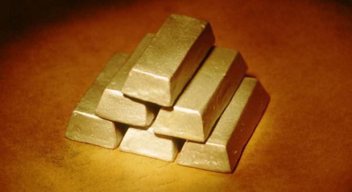 S&P Capital IQ Bullish on Gold Miners
