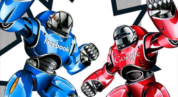 Google's Advertising to Steal Facebook's Spotlight