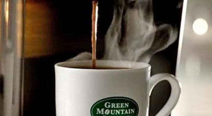 Social Media Chatter Surrounding Green Mountain's Q4 Results