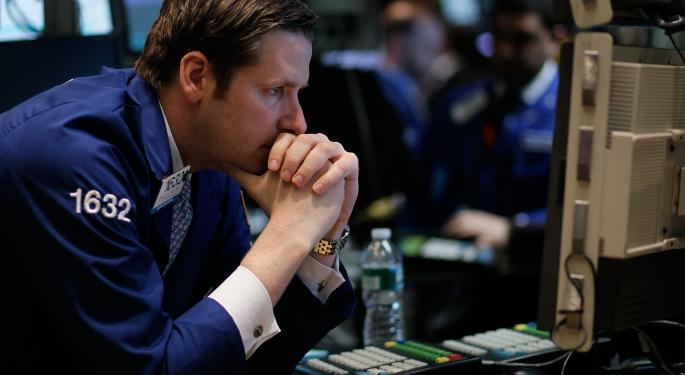 All Quiet On The Market Front: Dow, S&P 500, Nasdaq Virtually Flat