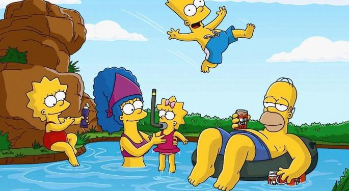 Get Ready For The First Ever Hour-Long Simpsons Episode