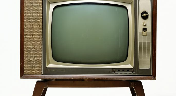 Why 'Old School' Media Stocks Are Getting Killed Today
