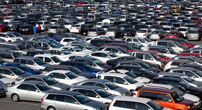 Why Used Car Retailers Could Be In For A Bumpy Ride