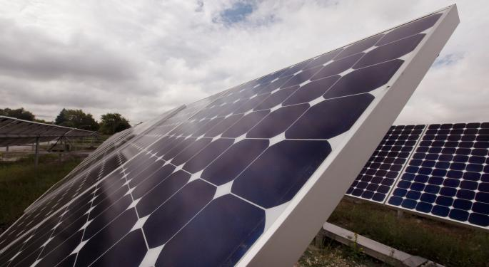 Solar Stocks Falling On Anti-Dumping Determination