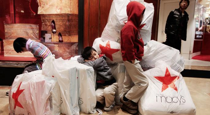 Morgan Stanley Expects 'Holiday Cheer' From Macy's