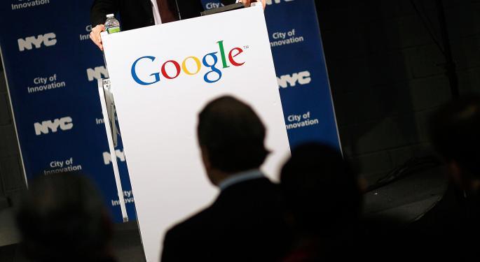 Google & Amazon.com Earnings: A Chronological Recap