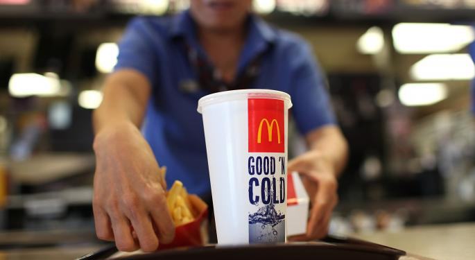 McDonald's Shares Were Just Halted And Everyone Is Already Guessing Why