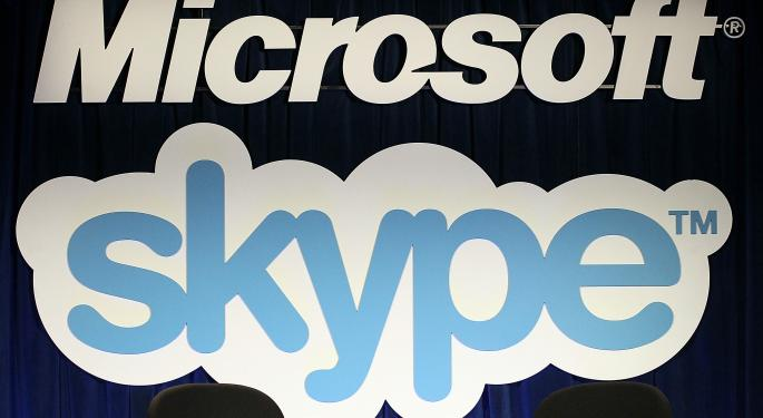 Microsoft to Take Over Skype Operations in China November 24