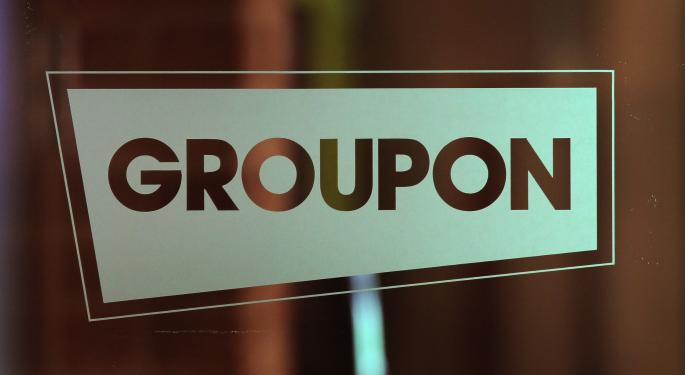 Why You Could Short Groupon