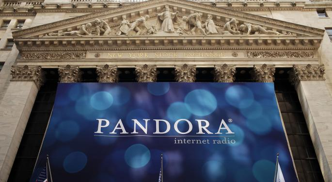 Pandora Announces Sale of 10 Million Shares Ahead of Apple iTunes Radio Launch AAPL, P
