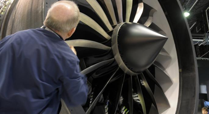 Rumored Big Engine Order From American Could Boost GE Aviation's Bottom Line