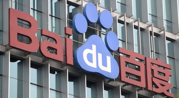 Baidu: Ready to Make New Highs?