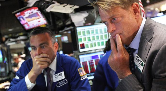 Market Wrap For December 5: Market Participants Anxiously Await Tomorrow's Employment Report