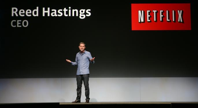 Five Star Stock Watch: Netflix, Inc.