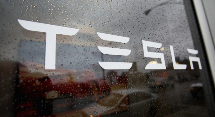 Tesla's Gigafactory Looks 'Really Freaking Huge'