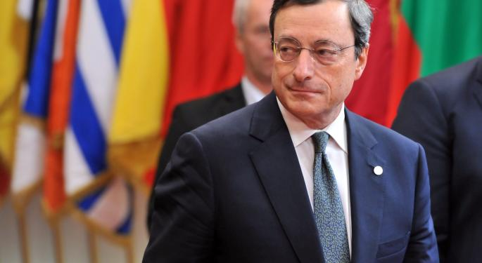 Mario Draghi Says He Is Willing To Do More
